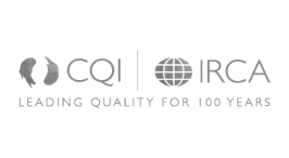 CQI IRCA logo