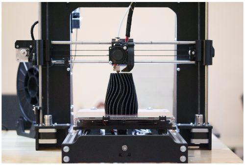 small scale fdm printing machine