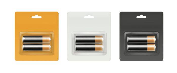 blister pack retail packaging